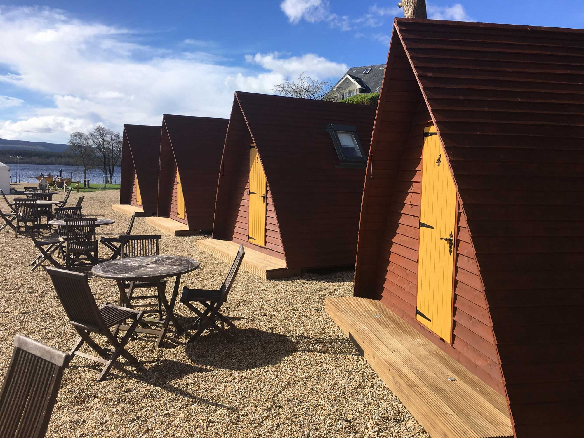 Glamping In Fermanagh Glamping Cabins Lough Erne
