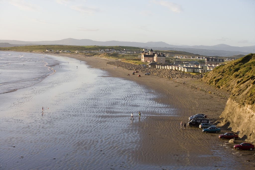 Rossknowlagh Beach, Donegal