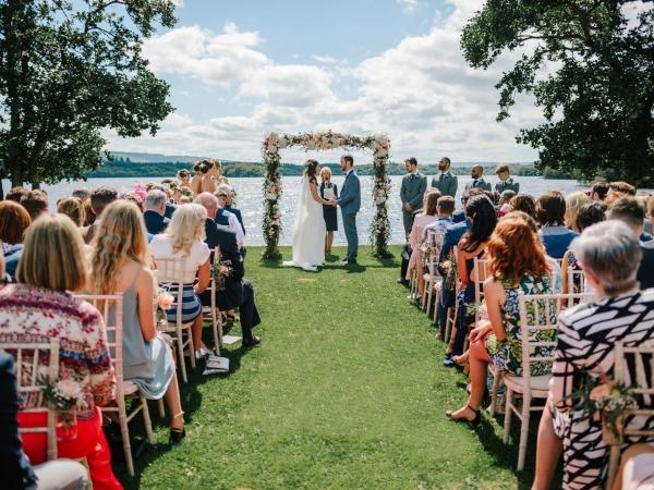 Rossharbour Weddings   Wedding Venue Fermanagh, Northern Ireland