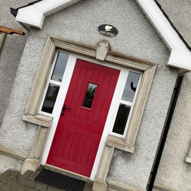 Rossharbour Holiday Homes | Daisy, Rose & Bluebell Cottages
