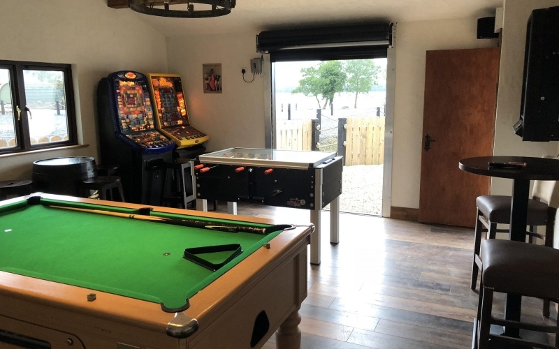 Onsite Games Room