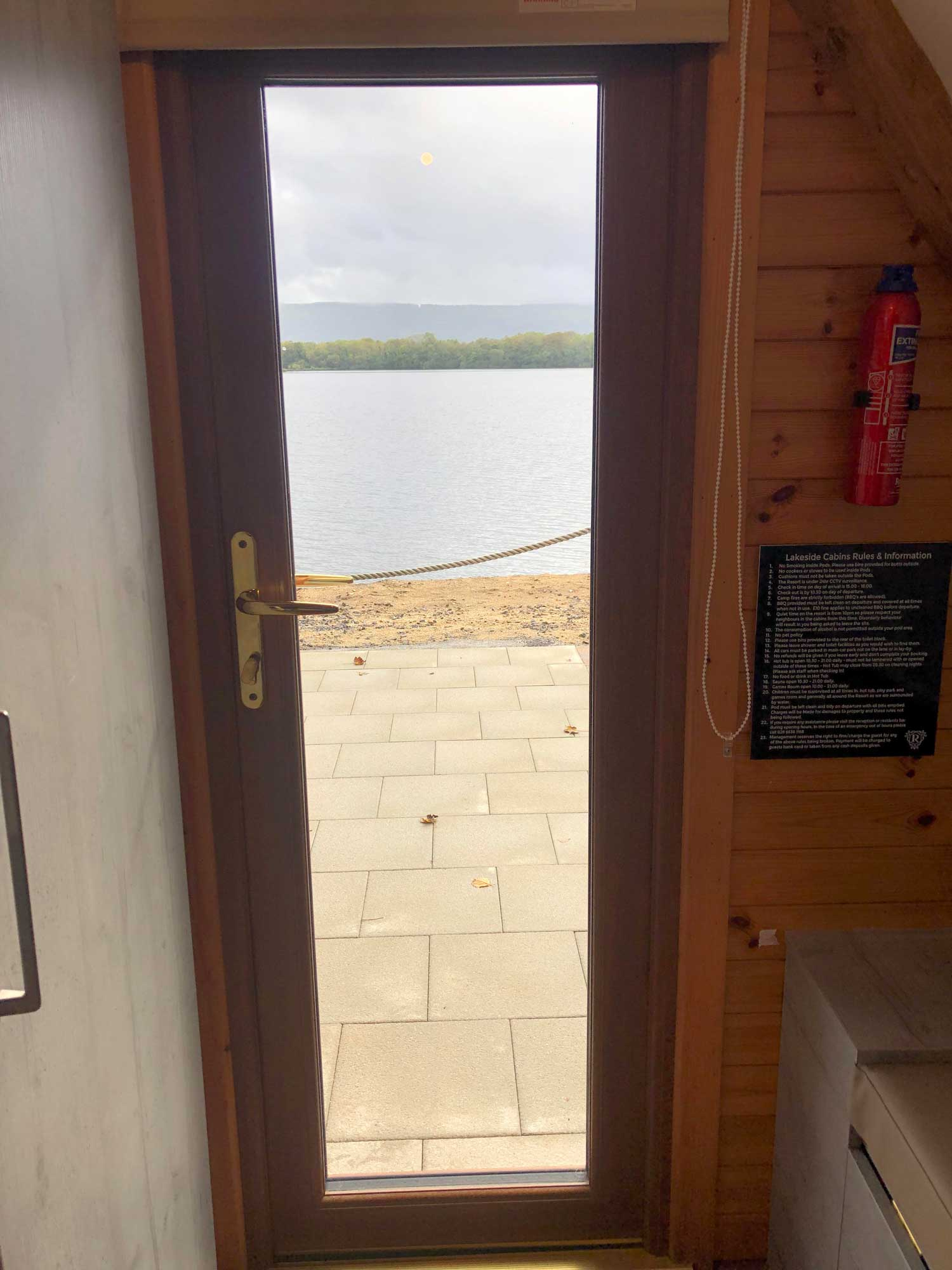 Lakeside Glamping Cabins Fermanagh