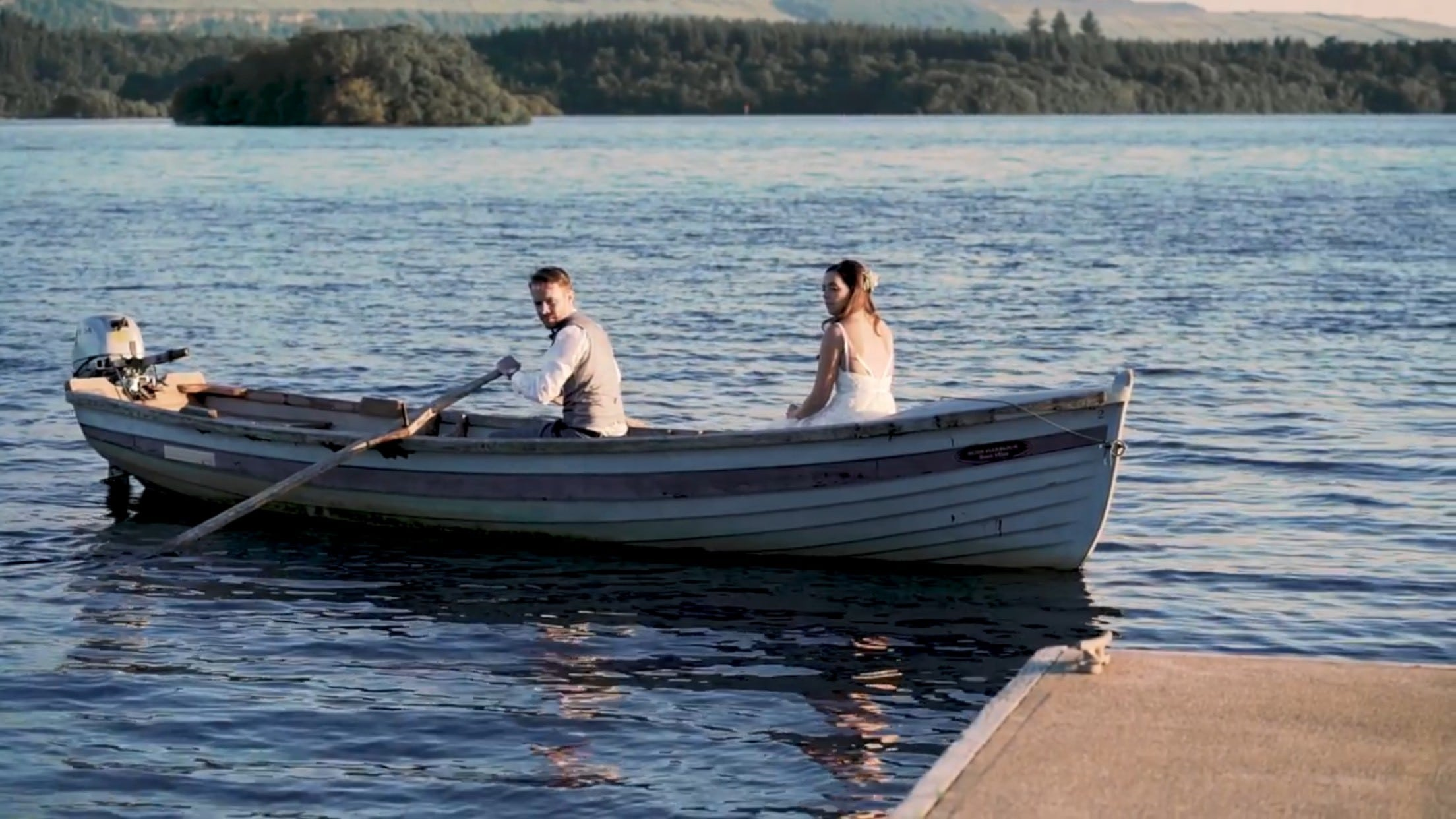 Weddings in Fermanagh | Rossharbour Wedding Venue